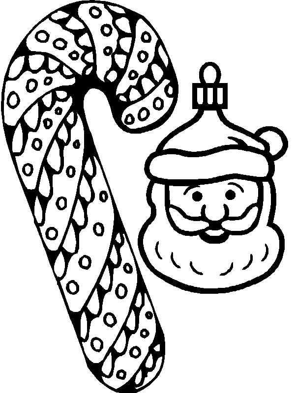 malvorlagen weihnachten zuckerstange