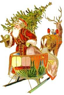 Weihnachtsmann Weihnachtskiste Com
